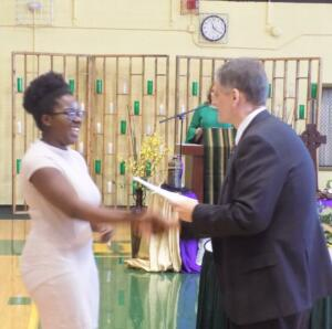 National Honor Society Induction-2
