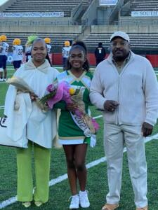 Football, Band, & Cheer Senior Night