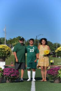 Soccer Senior Nights