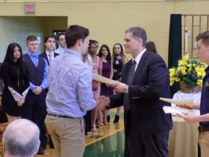 National Honor Society Induction 2018