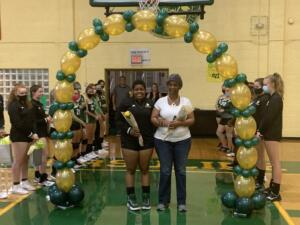 Girls' Golf, Tennis, & Volleyball Senior Night