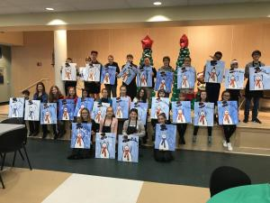 Christmas Painting Party